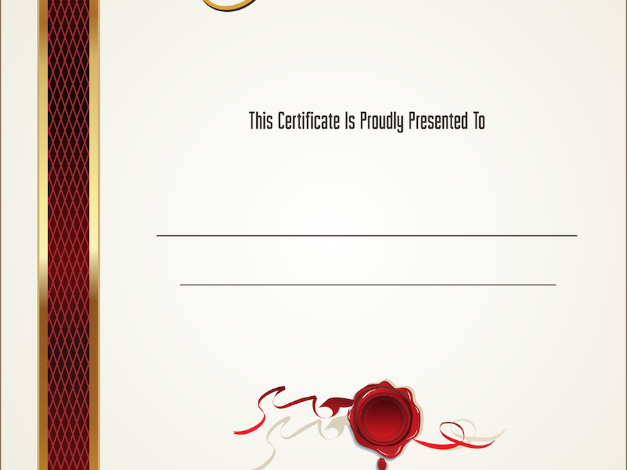 Invitation card, certificate, calendar